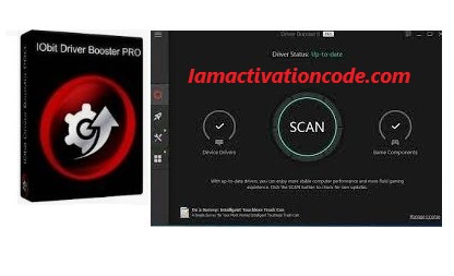 Driver Booster PRO Crack Key Free